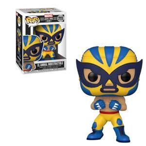 Marvel Luchadores Wolverine Pop! Vinyl