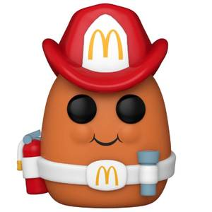 McDonalds Feuerwehrmann Nugget