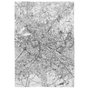 Berlin City Map Tea Towel