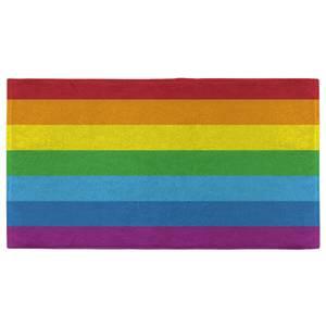 Rainbow Pride Fitness Towel