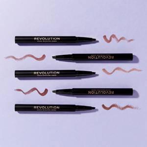 Makeup Revolution Bushy Brow Pen (Various Shades)
