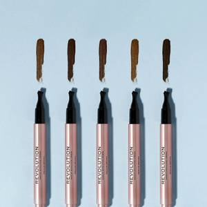 Makeup Revolution Fast Brow Pomade Pen (Various Shades)
