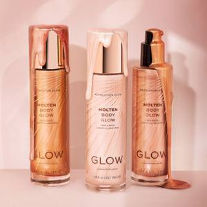 Revolution Glow Molten Body Liquid Illuminator (Various Shades)