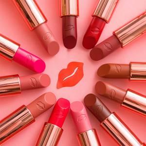 Makeup Revolution Satin Kiss Lipstick (Various Shades)