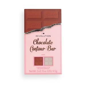 I Heart Revolution Chocolate Contour Palette - Fair