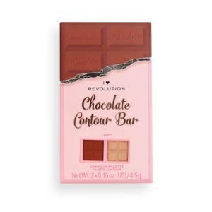 I Heart Revolution Chocolate Contour Palette - Light