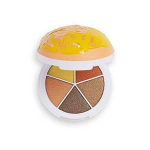 I Heart Revolution Donuts Eye Shadow Palette - Custard Fill