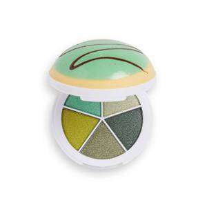 I Heart Revolution Donuts Eye Shadow Palette - Mint Chocolate Chip