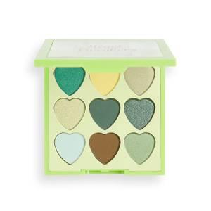 I Heart Revolution Heartbreakers Eye Shadow Palette - Lucky