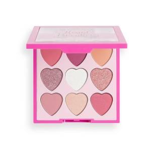 I Heart Revolution Heartbreakers Eye Shadow Palette - Sweetheart