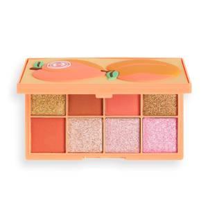 I Heart Revolution Mini Tasty Eye Shadow Palette - Peach