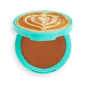 I Heart Revolution Tasty Coffee Bronzer - Macchiato