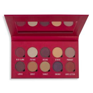 Makeup Obsession Eye Shadow Palette - Be Passionate About