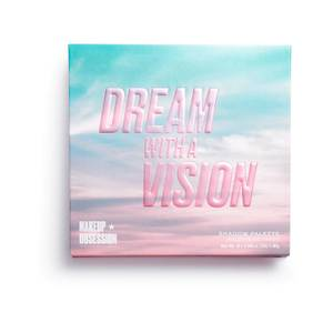 Makeup Obsession Eye Shadow Palette - Dream with Vision