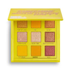 Makeup Obsession Eye Shadow Palette - Sunshine Makes Me Happy