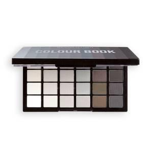 Makeup Revolution Colour Book Eyeshadow Palette CB01