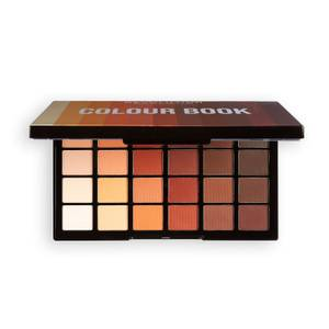Makeup Revolution Colour Book Eye Shadow Palette - CB02