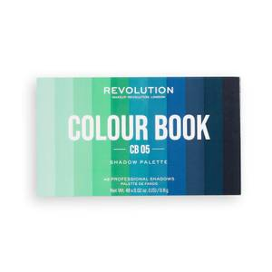 Makeup Revolution Colour Book Eyeshadow Palette CB05