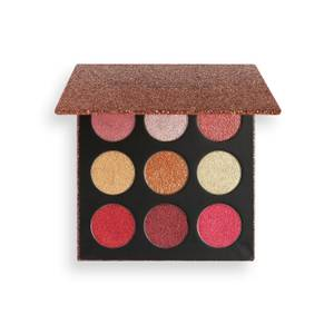 Makeup Revolution Euphoric Foil Eye Shadow Palette - House of Fun