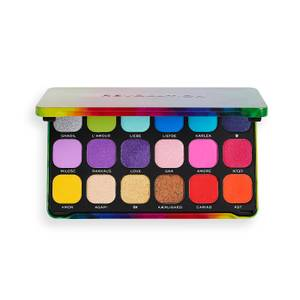 Makeup Revolution Forever Flawless Eye Shadow Palette - Pride We Are Love