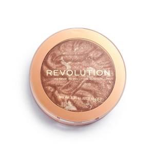Makeup Revolution Reloaded Highlighter - Time to Shine