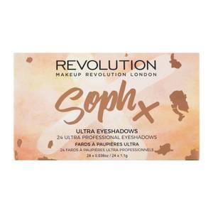 Makeup Revolution Eye Shadow Palette - Soph