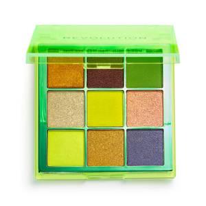 Makeup Revolution Viva Neon Eye Shadow Palette - Up All Night