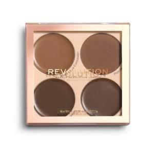 Makeup Revolution Matte Base Concealer Kit - C13-C16