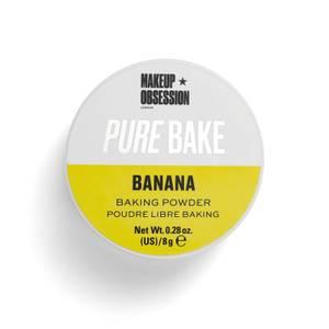 Make up Obsession Pure Bake Baking Powder - Banana