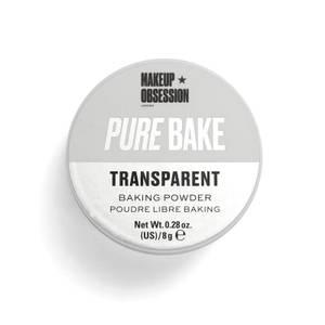 Make up Obsession Pure Bake Baking Powder - Transparent