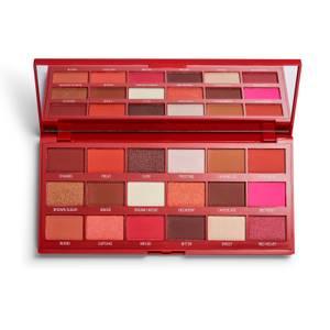 I Heart Revolution Chocolate Palette - Red Velvet