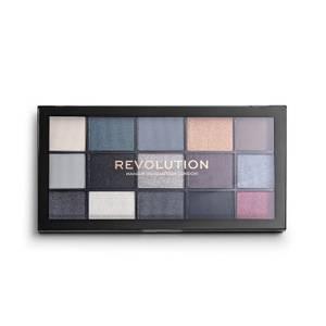 Makeup Revolution Reloaded Eye Shadow - Blackout