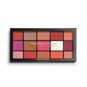 Makeup Revolution Reloaded Eye Shadow Palette - Red Alert