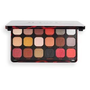 Makeup Revolution Forever Flawless Midnight Rose Eye Shadow Palette