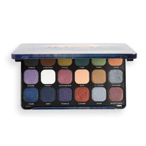 Makeup Revolution Forever Flawless Eye Shadow Palette - Enchanted