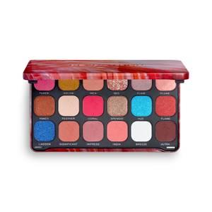 Makeup Revolution Forever Flawless Flamboyance Flamingo Eye Shadow Palette