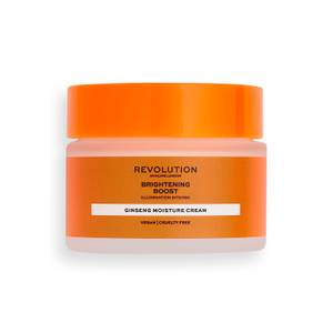 Revolution Skincare Brightening Boost Moisture Cream with Ginseng 50ml