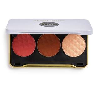 Makeup Revolution x Patricia Bright You Are Gold Face Palette