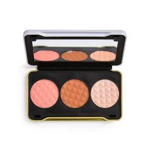 Makeup Revolution X Patricia BrightFace Palette - Summer Sunrise