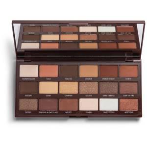 I Heart Revolution Chocolate Eye Shadow Palette - Smores