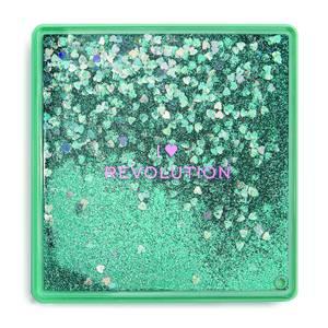 I Heart Revolution Glitter Eye Shadow Palette - Starry Eyed