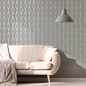 Boutique Quartz Marquise Geometric Wallpaper