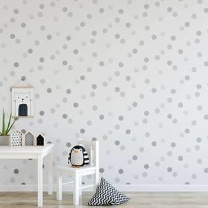 Superfresco Easy Silver Dotty Polka Wallpaper