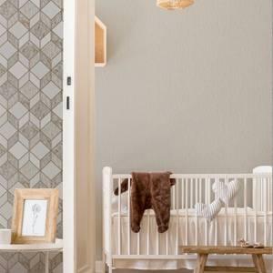 Superfresco Vittorio Grey/Rose Gold Textured Plain Wallpaper