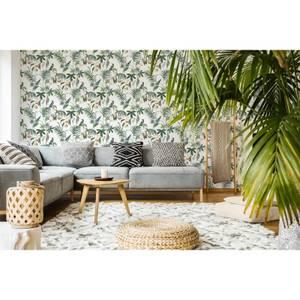 Superfresco Easy Adilah White Tropical Floral Wallpaper