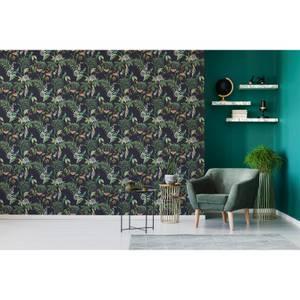 Superfresco Easy Adilah Dark Tropical Floral Wallpaper