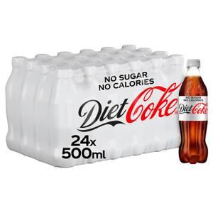 Diet Coke 24 x 500ml