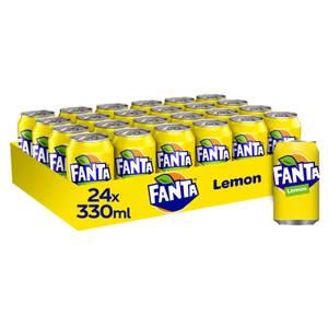 Fanta Lemon 24 x 330ml