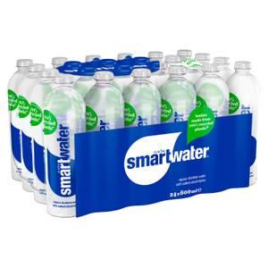 Glacéau Smartwater Still 24 x 600ml