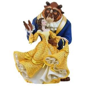 Figurita Disney Showcase Collection La Bella y la Bestia